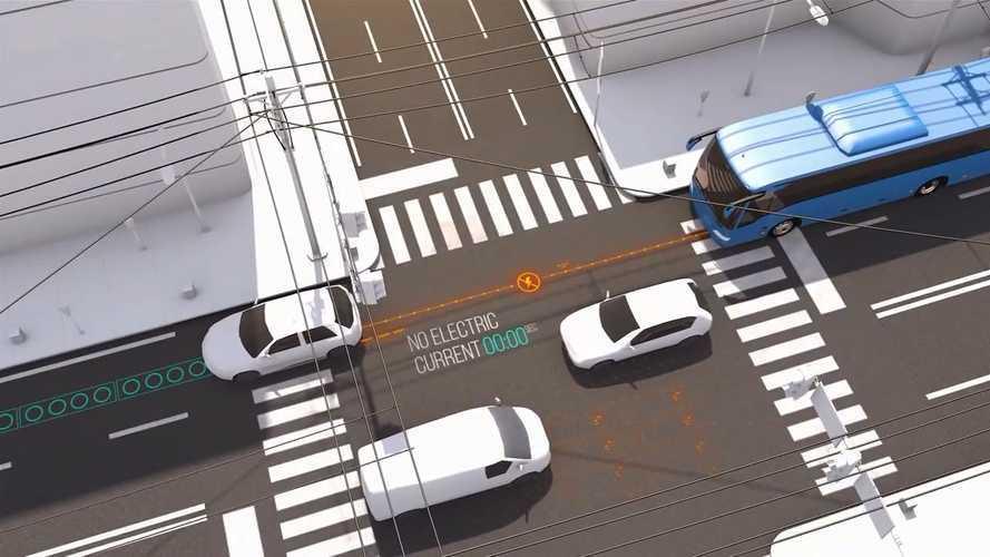 Il progetto dei sauditi per ricaricare le auto elettriche in movimento