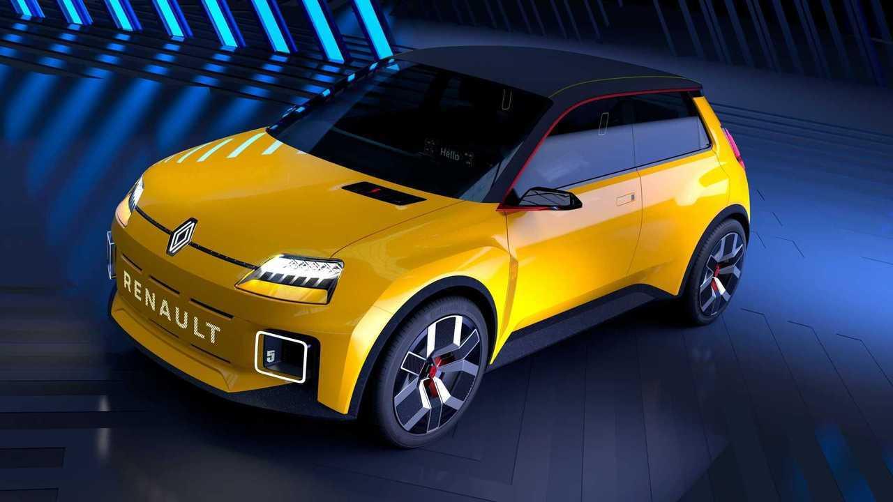 Renault 5 (voraussichtlich ab 2023)