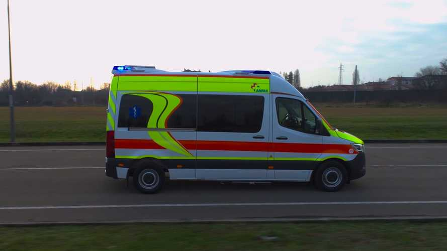 Mercedes-Benz Sprinter LIfe 3 Ambulanza by Olmedo S.p.A.