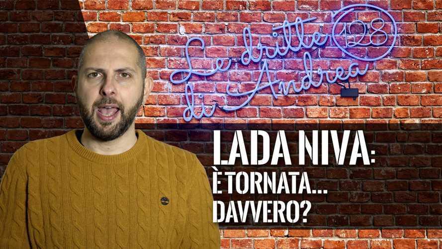 Fenomeno Lada Niva: ma è proprio tornata?