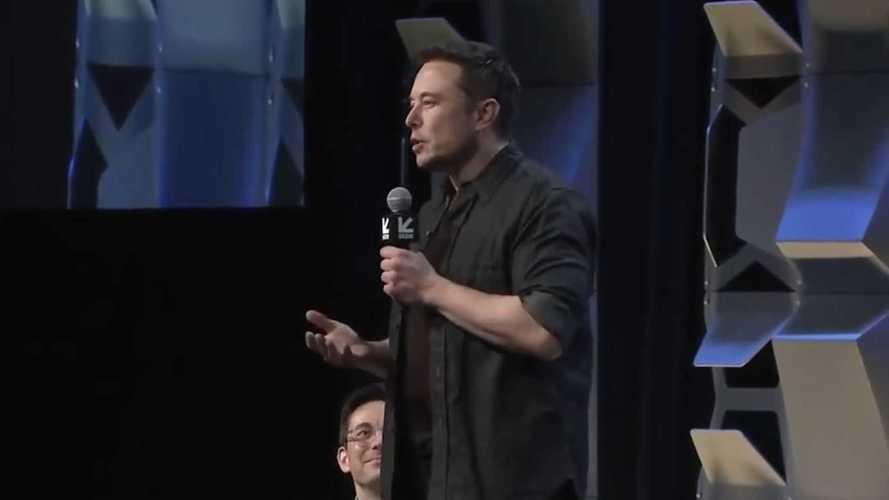 Elon Musk is megerősítette a Tesla Roadster földön kívüli gyorsulási adatait