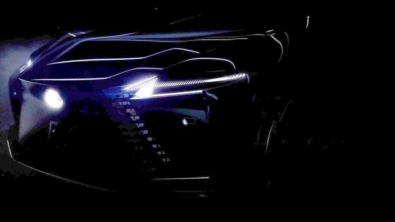 2021 Lexus concept car teaser (modificato)