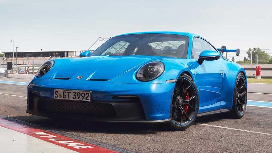 Nuova Porsche 911 GT3, l'esaltazione del motore aspirato da 510 CV