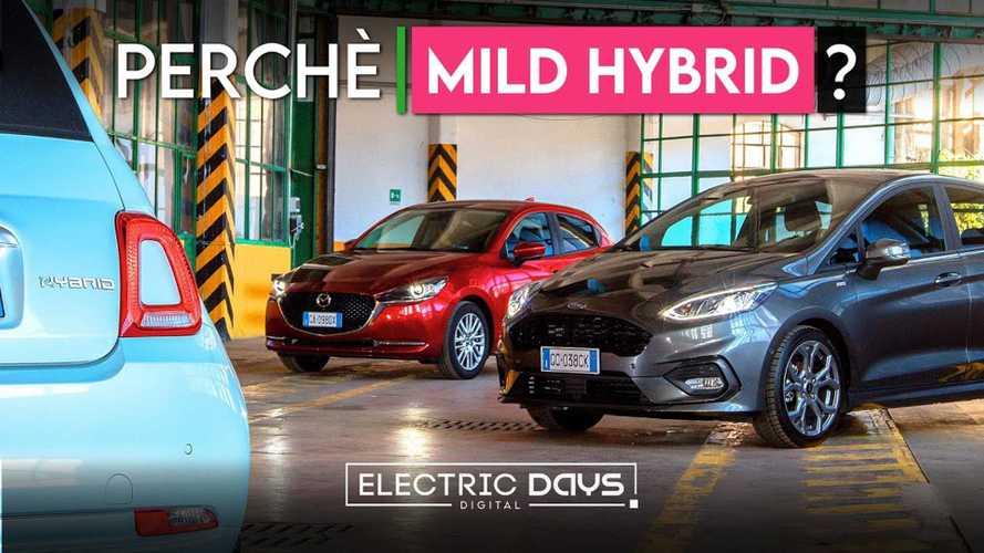 Perché scegliere un'auto mild hybrid e perché no
