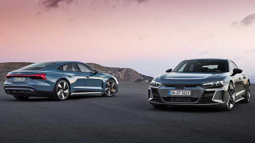 Audi e-tron GT 2021 estreia para mudar paradigmas e vem ao Brasil; veja fotos e detalhes