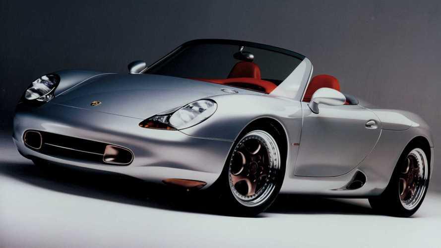 Concept oublié - Porsche Boxster (1993)