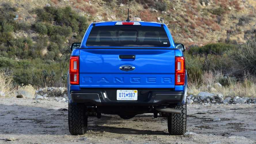 2021 Ford Ranger Tremor: First Drive
