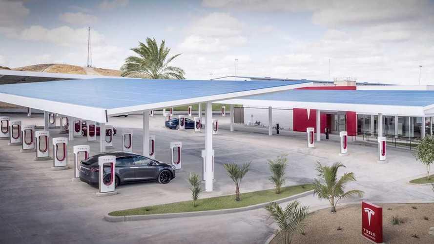 Tesla Supercharger istasyonlarında teşvikli tarife dönemi