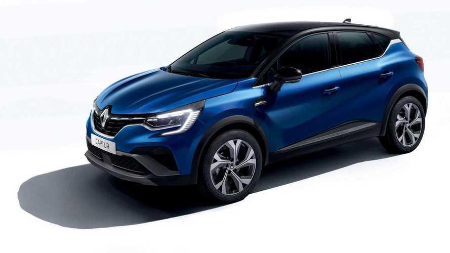 Le Renault Captur R.S. Line débarque !