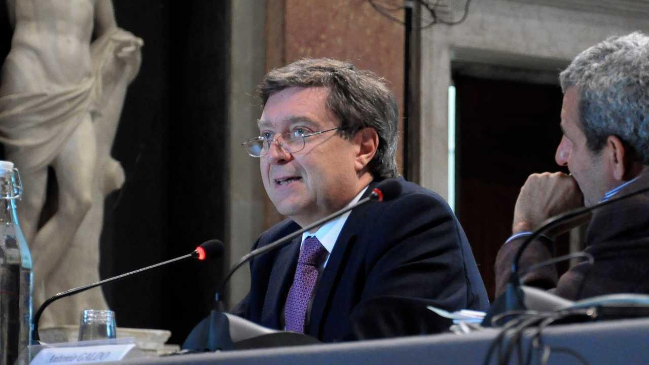 Enrico Giovannini al Festival della Scienza, Genova 2011