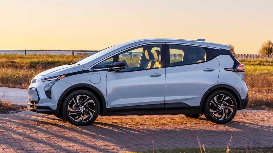 Chevrolet Bolt EV/EUV Production Will Resume Next Week
