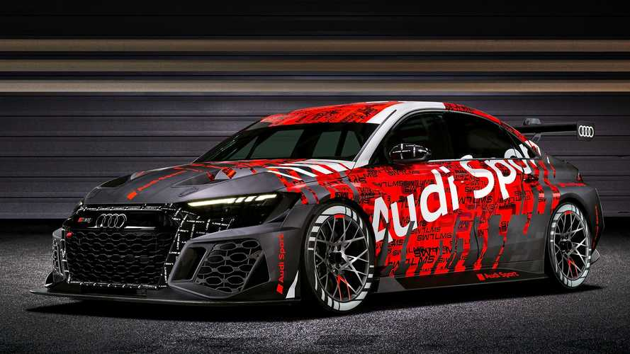 2021 Audi RS3 LMS debuts as entry-level race car with up to 335 bhp