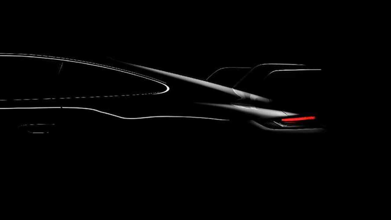 Porsche 911 GT Model Teaser