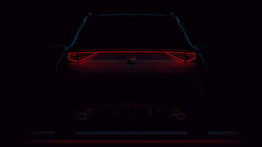 Cupra Formentor VZ5 teased with Audi inline-five turbo power