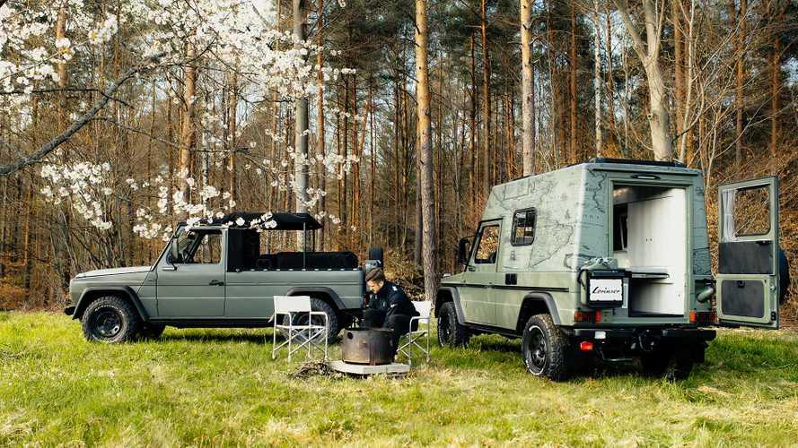 Lorinser Puch G camper