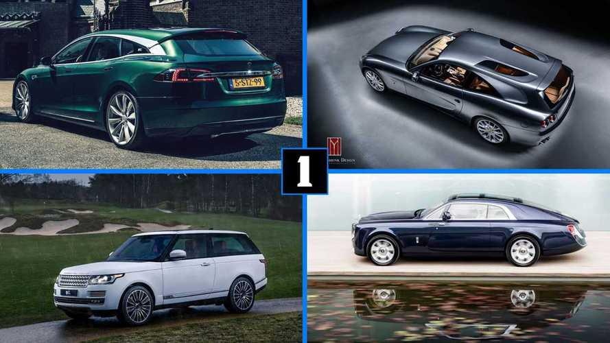 10 современных автомобилей в духе нестареющей классики