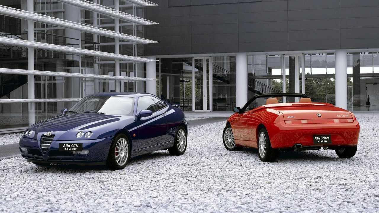 Alfa Romeo GTV / Spider