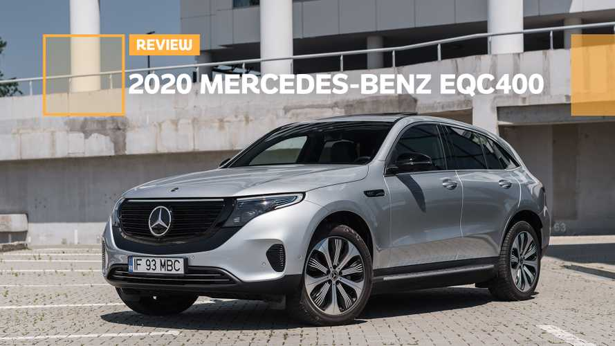 2020 Mercedes-Benz EQC400 Review: Utmost Battery-Powered Luxury