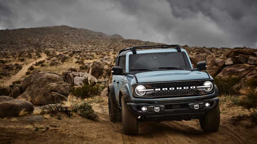 El Ford Bronco 2021 lleva acumuladas ¡230.000 reservas!