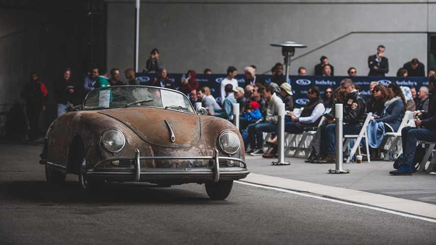 Porsche introduces $500 factory service for classic vehicles
