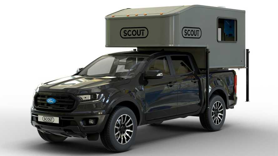 Scout Campers Yoho para pick-up