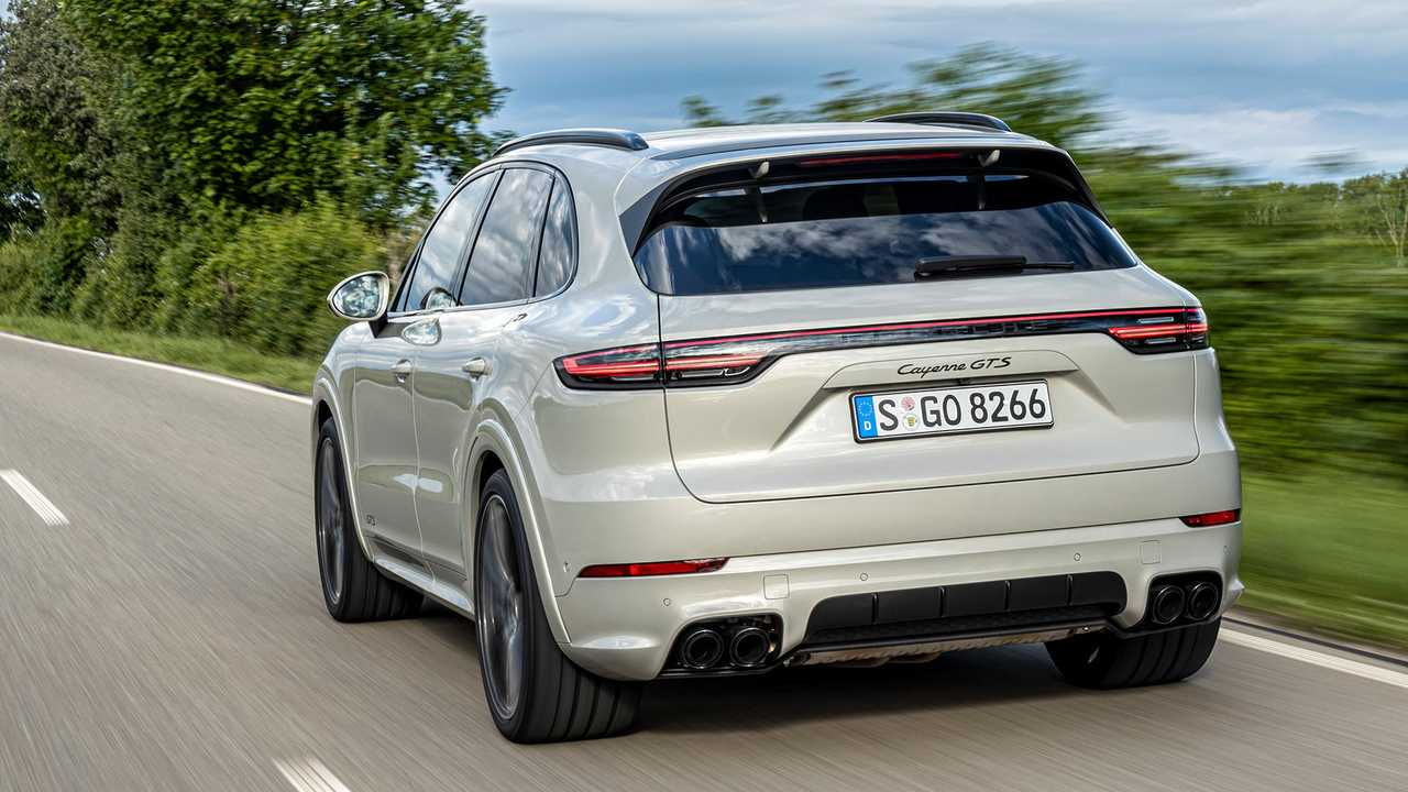 2020 Porsche Cayenne Rumors