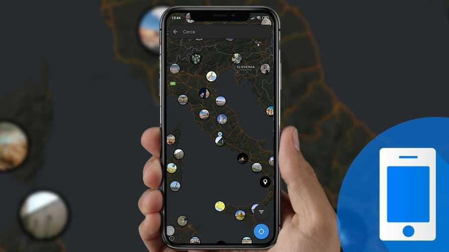 App per viaggiare in auto, come funziona Sygic Travel