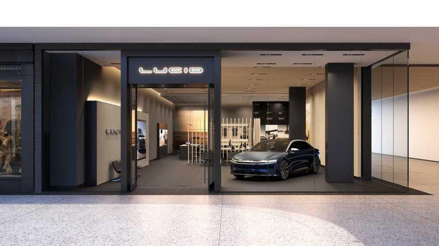 Lucid Motors Studio