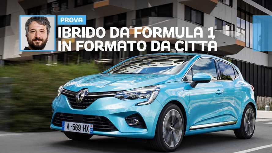 Renault Clio E-Tech, ecco come va la bestseller full hybrid