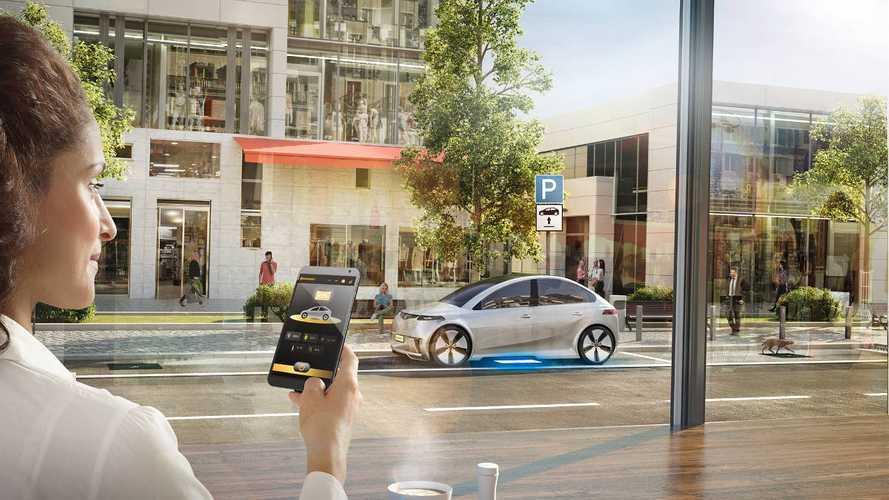 Continental подготовил две зарядки для электромобилей: беспроводную и комбинированную с электромотором