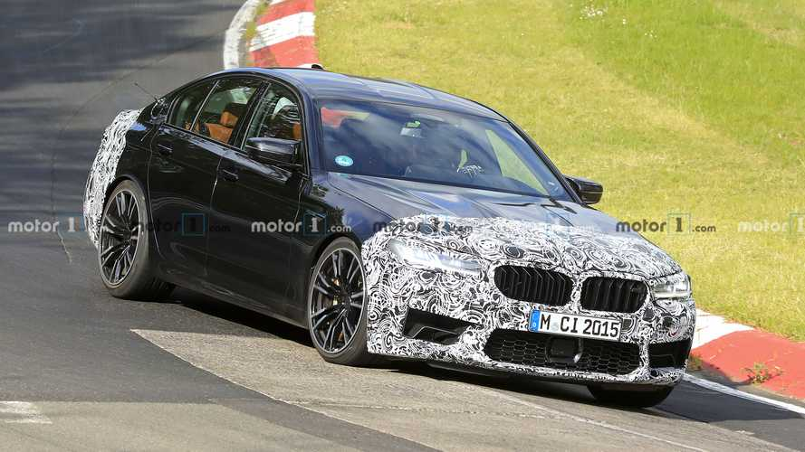 2024 BMW M5 rumoured to go electric and offer Bugatti Veyron power