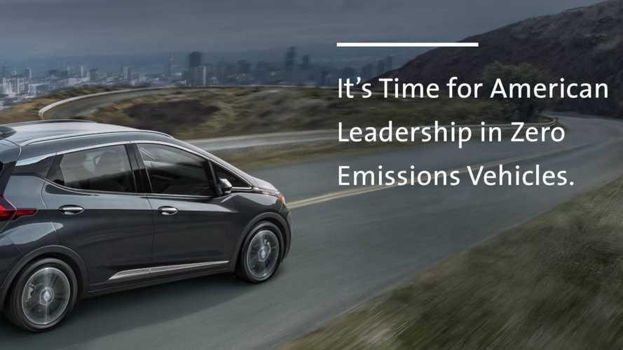 Глава GM рассмешила критиков планом поддержки электромобилей в Америке