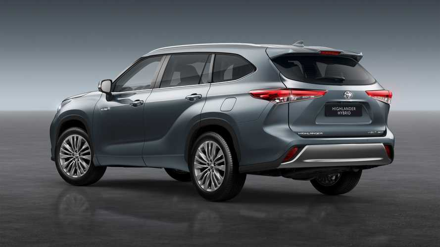 Toyota dévoile les prix de son Highlander en France