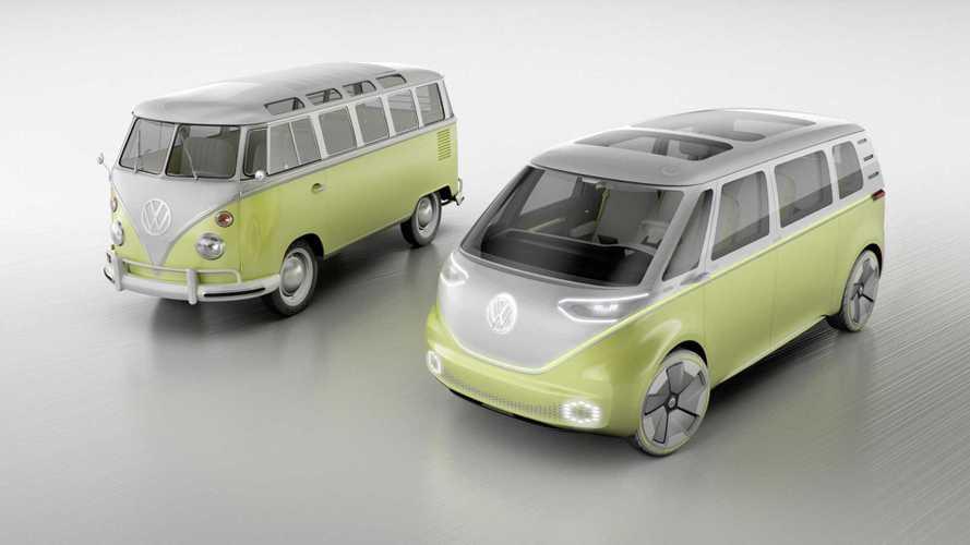 Volkswagen назовет свой электробус легендарным именем