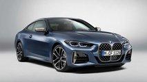 BMW 4er G22 (2020) debütiert mit Mega-Niere und geschärftem Fahrwerk