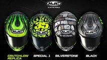hjc rpha11 crutchlow helmet graphics