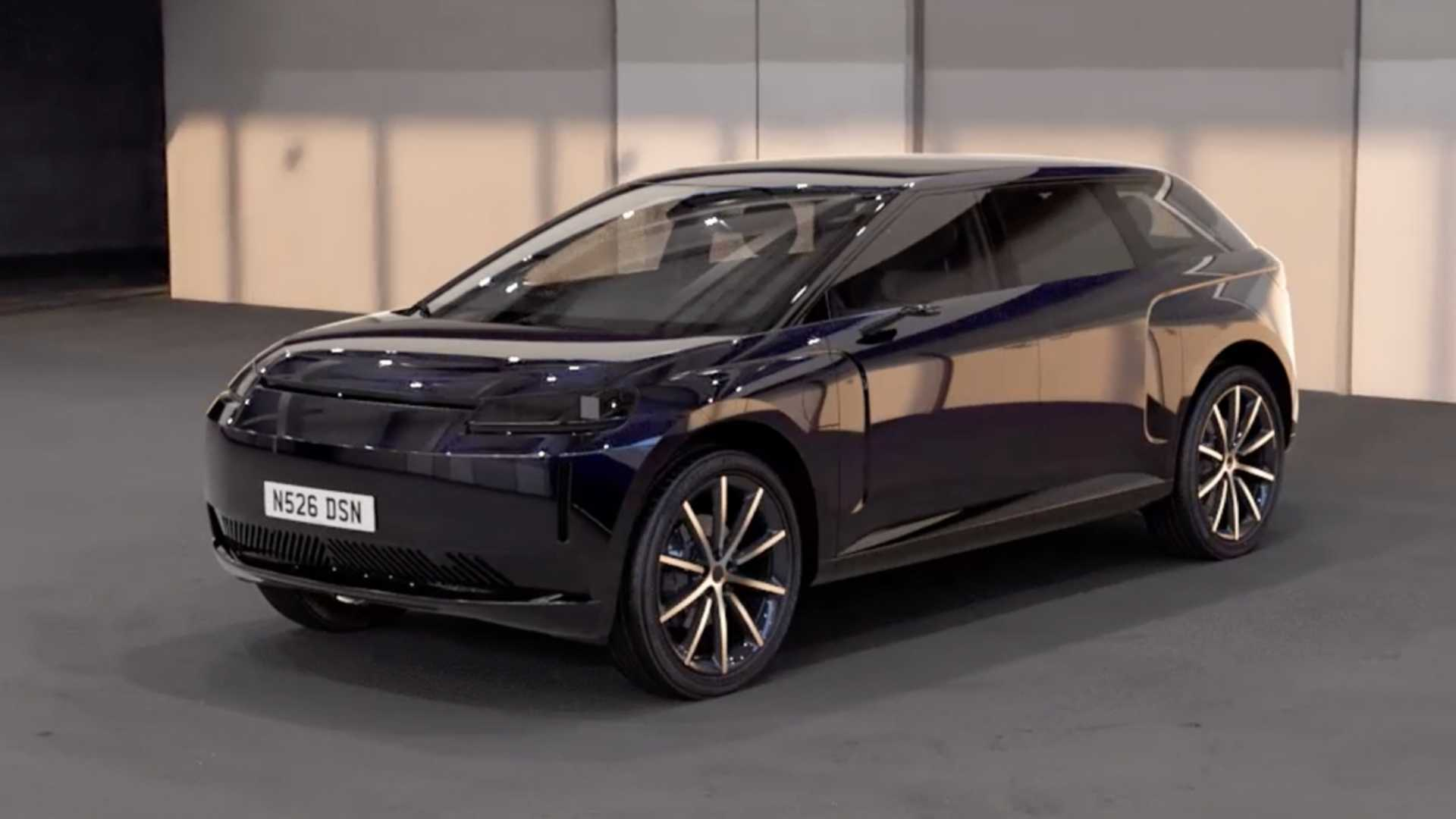 Dyson made a fully working prototype of its excellent electric SUV