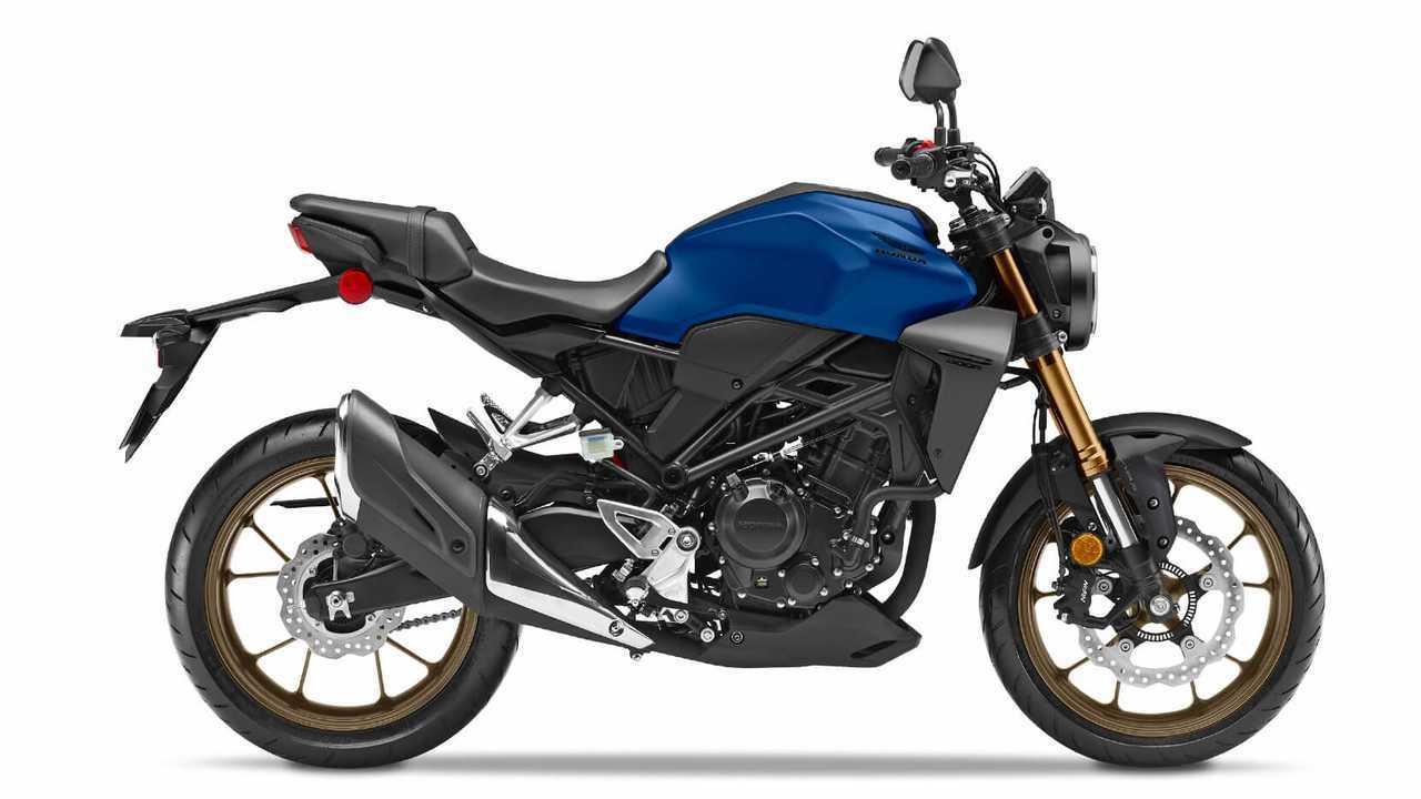 2021 Honda CB300R ABS