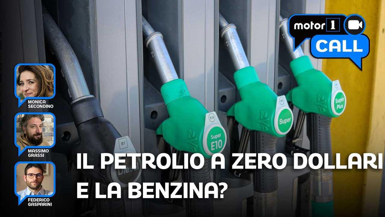 Prezzo petrolio e benzina