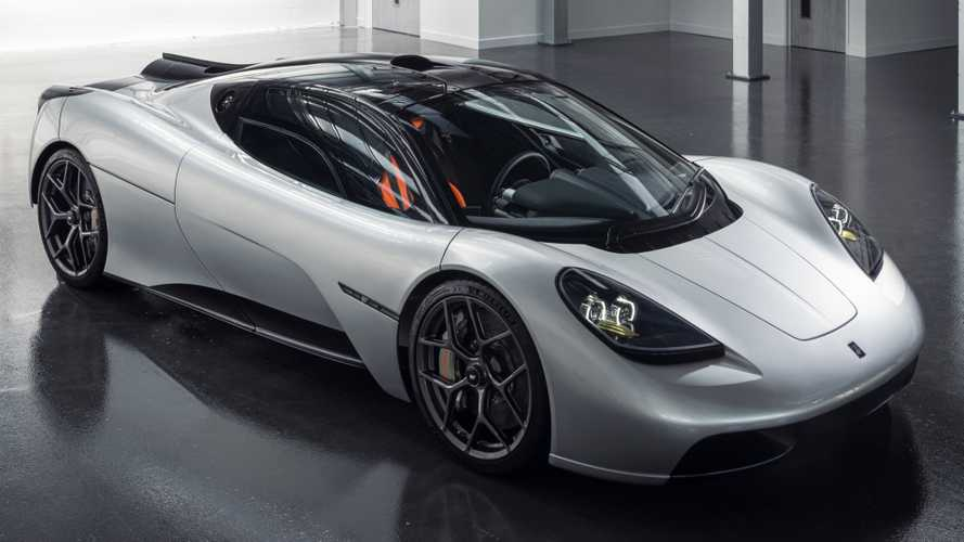 Gordon Murray T.50 Debuts With Fan-Assist, Major McLaren F1 Vibes