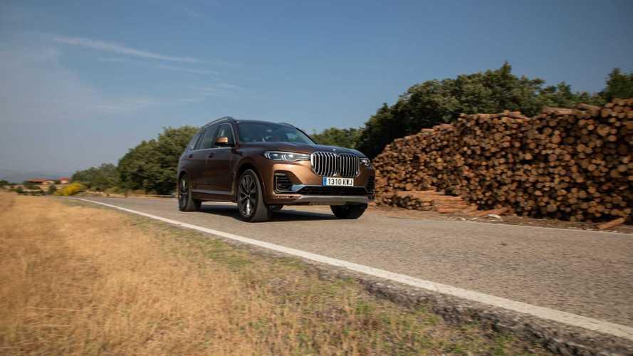 Prueba BMW X7 xDrive30d 2020