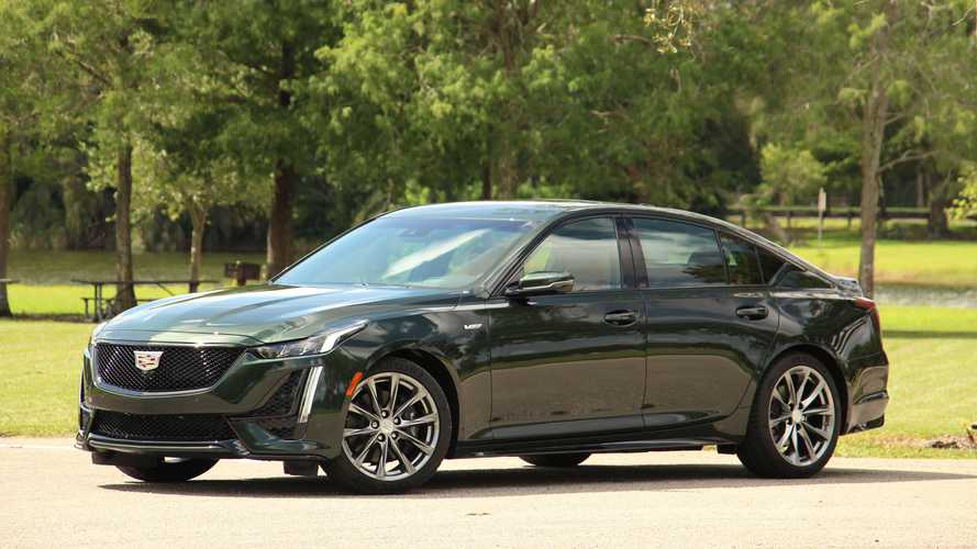 2020 Cadillac CT5-V: Review