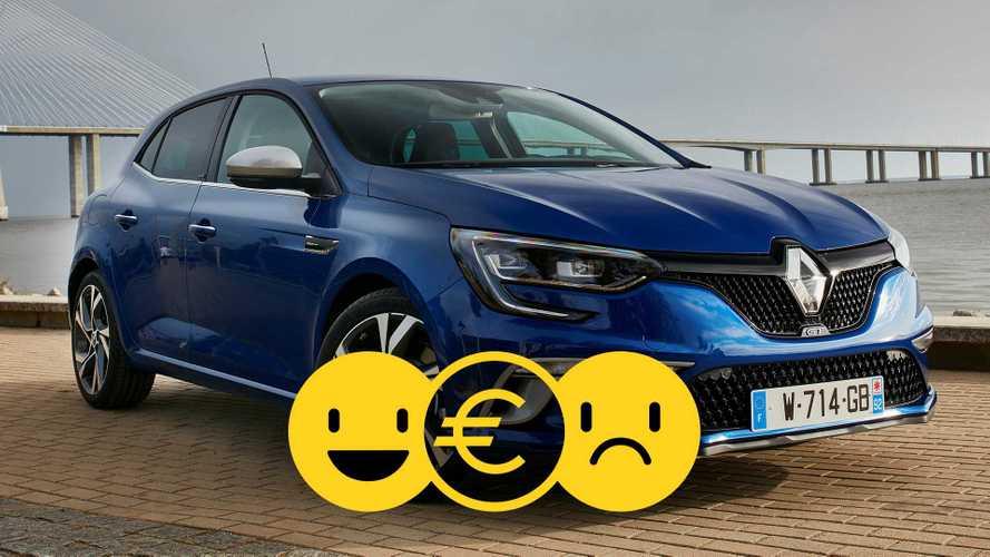 Promozione Renault Megane Berlina Duel², perché conviene e perché no
