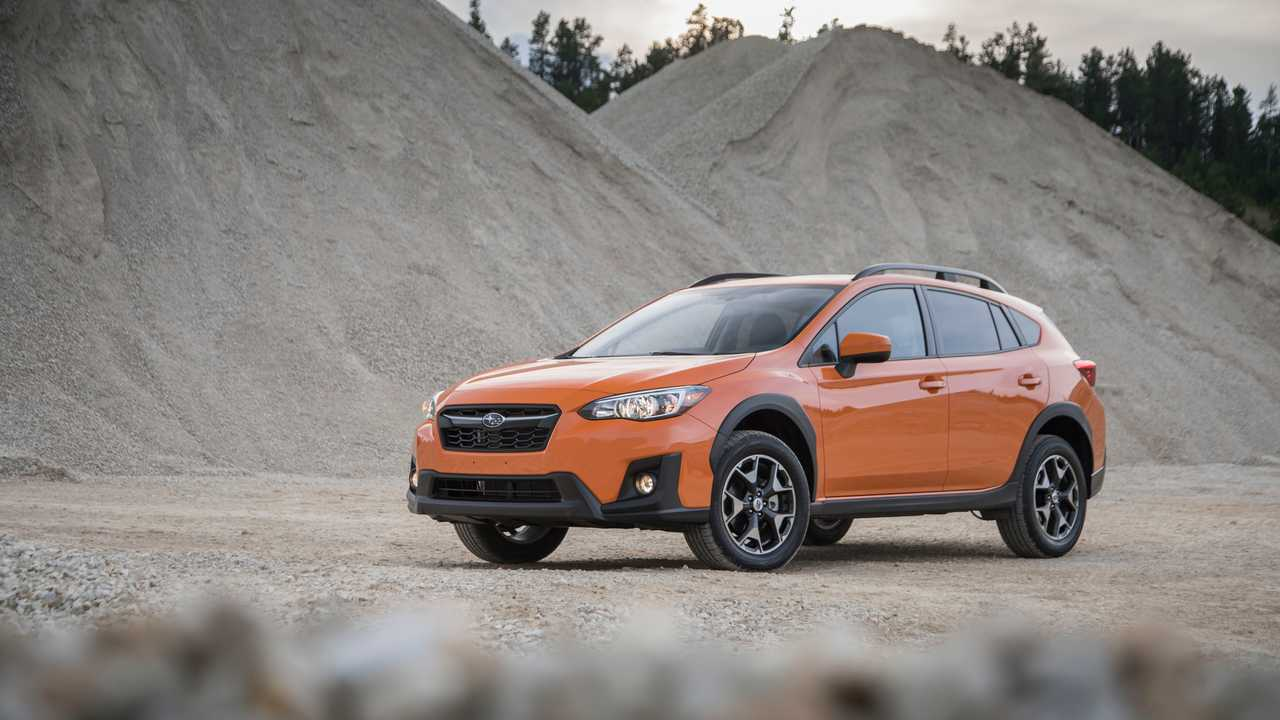 Тизеры Subaru XV/Crosstrek Sport