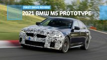 2021 bmw m5 first ride how to update an icon