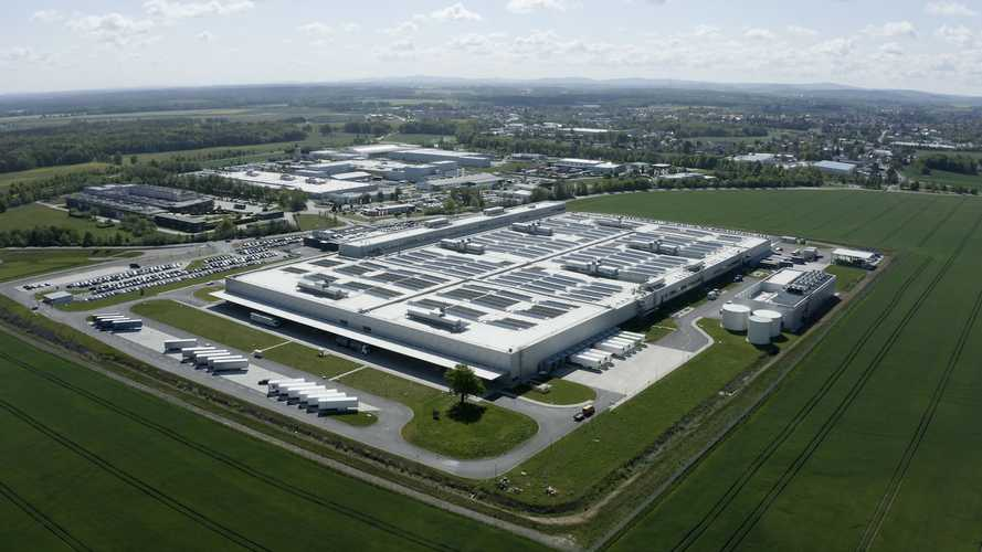 Deutsche Accumotive battery plant in Kamenz, Germany