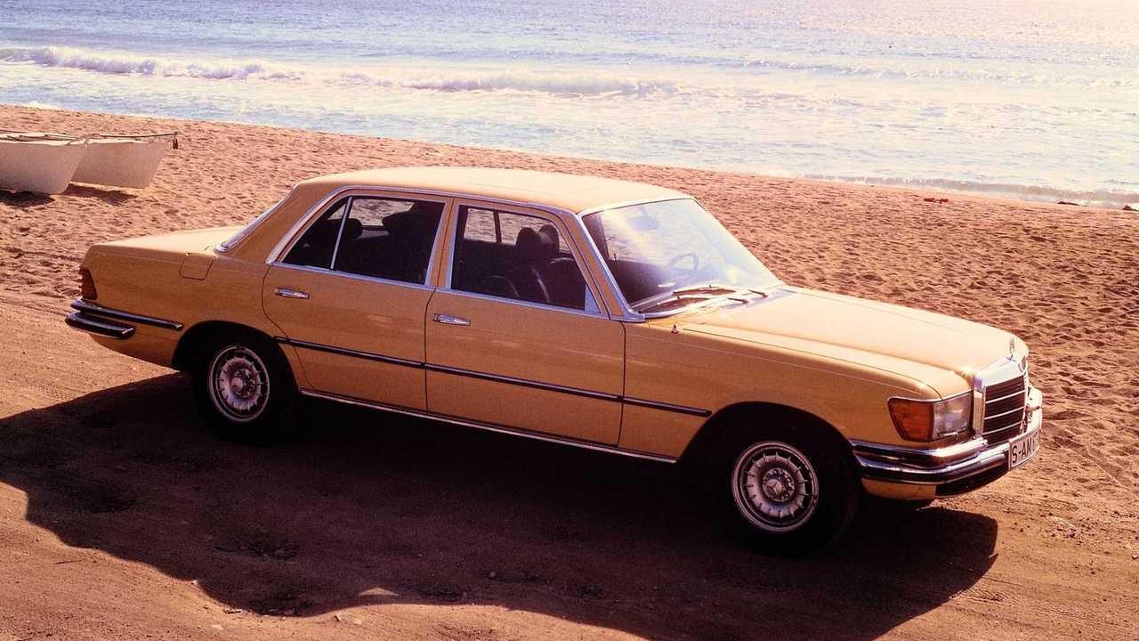 Série W116 (1972 - 1980)