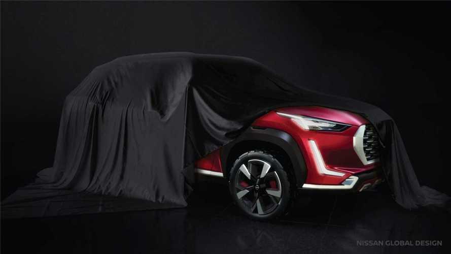 Nissan Magnite, SUV abaixo do Kicks, será revelado dia 16 de julho