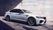 BMW M5 Competition 2020 con M Performance Parts