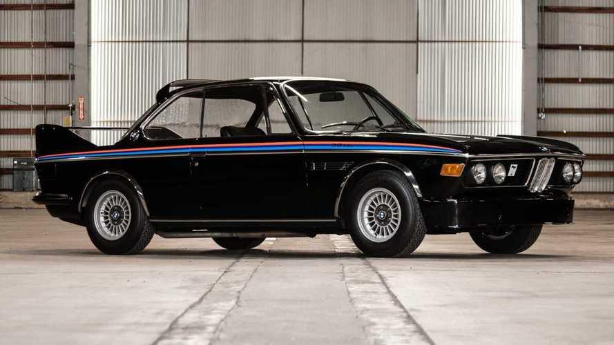 Harmincmillió forintot is érhet ez az 1972-es BMW 3.0 CSL